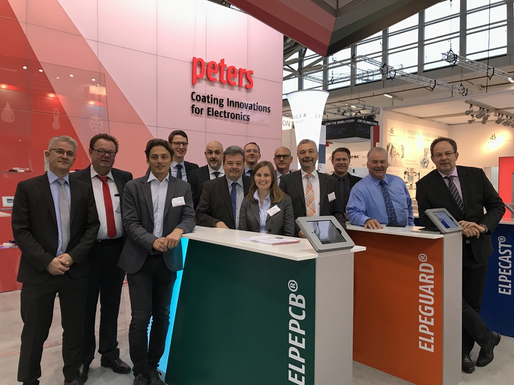 Thank you for visiting us at Productronica 2017 in Munich!