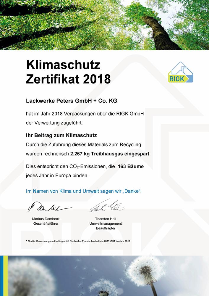 Großartiges Ergebnis für den Klimaschutz: Gebinde-Recycling um 200 % gesteigert