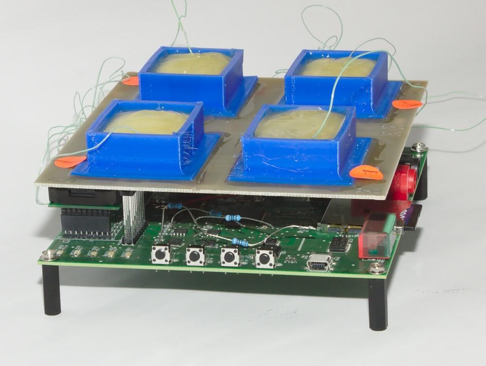 Heat storing coatings intercept load peaks in the electronics