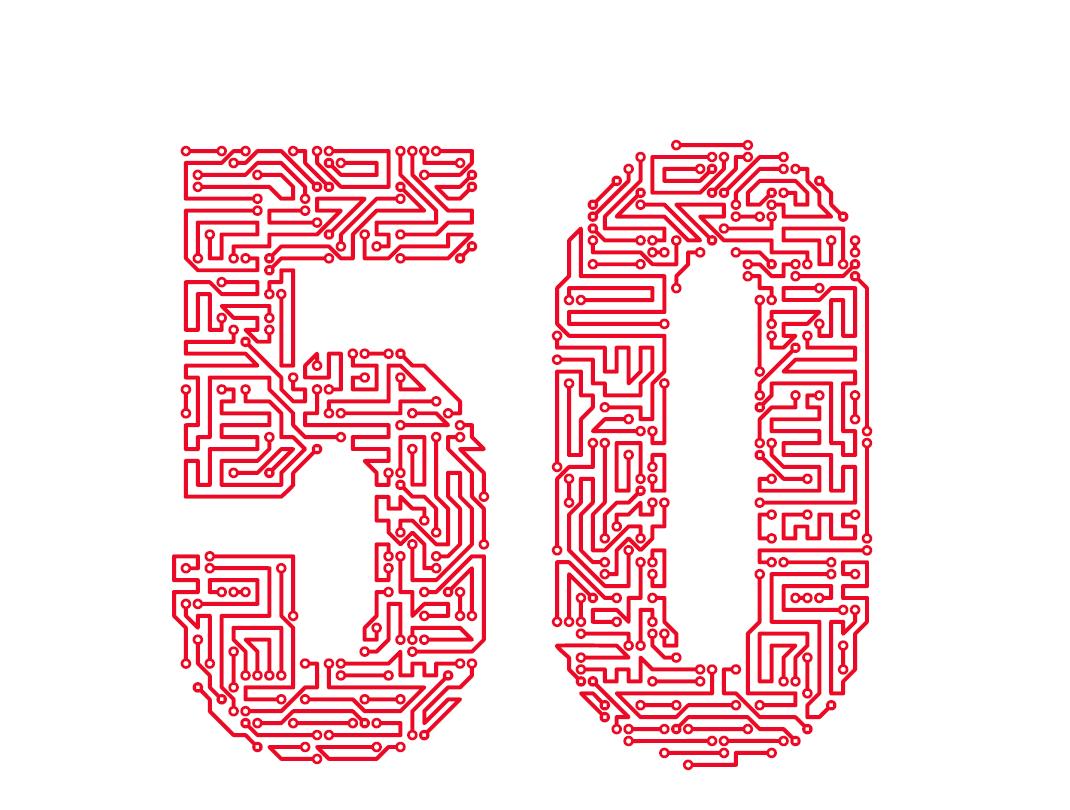 Auf den Punkt gebracht: 50 Jahre Peters
