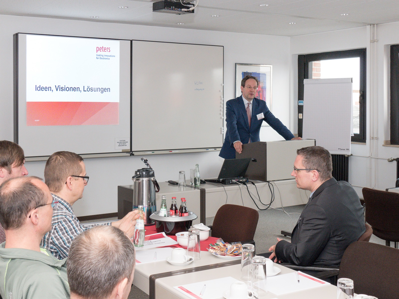 5th Peters Coating Innovation Forum – a success allround!