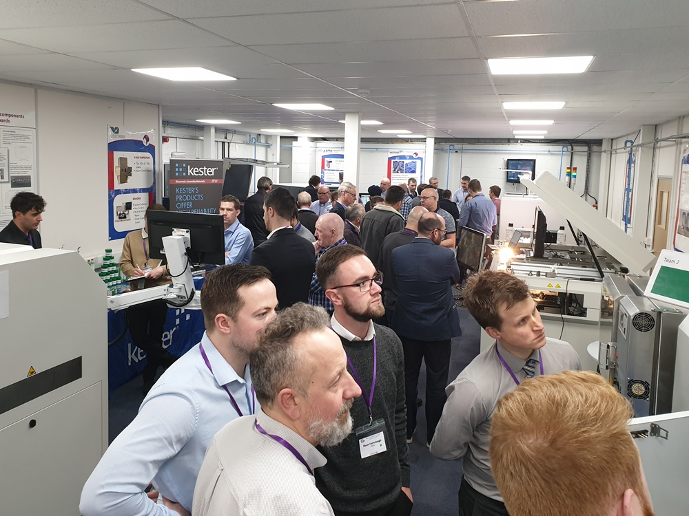 Tech Days at our British Distributor IPP Convinced Participants
