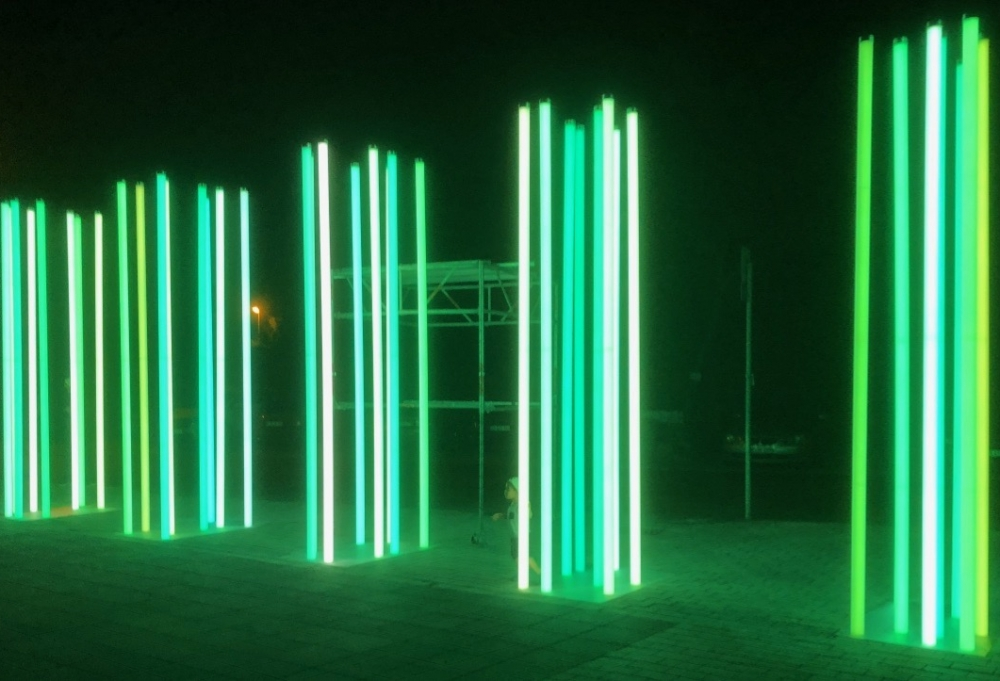 ELPECAST® Casting Compound Makes Light Art Project with IP Protection Code 65 Possible