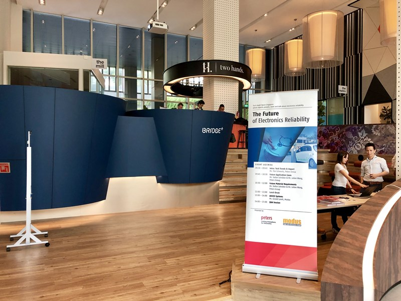 May 16, 2019 - Tech Day in Singapore