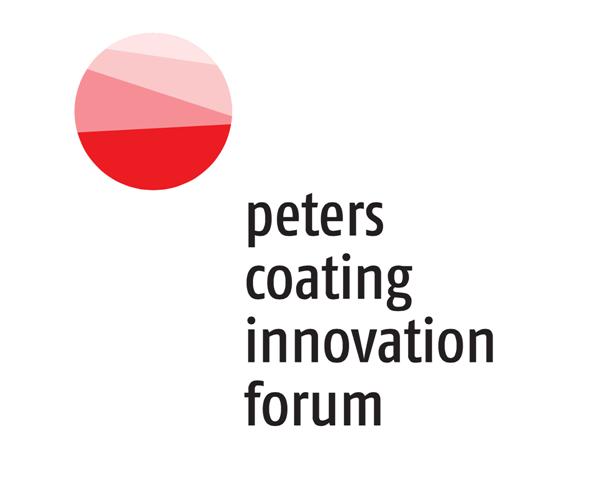 Einladung zum 10. Peters Coating Innovation Forum