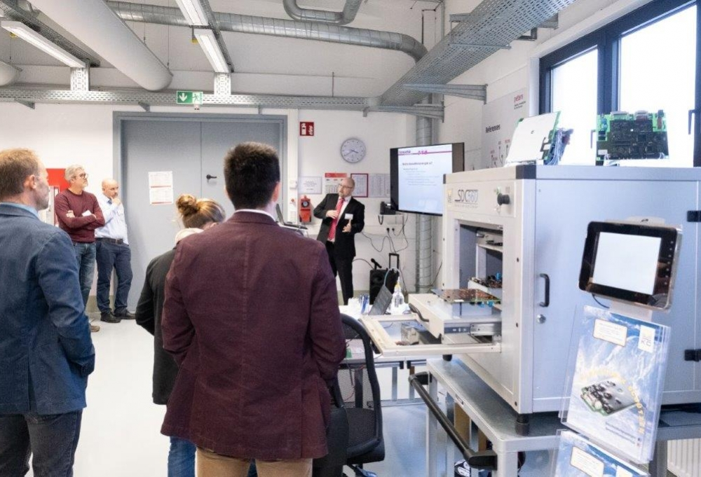 10. Peters Coating Innovation Forum in Kempen
