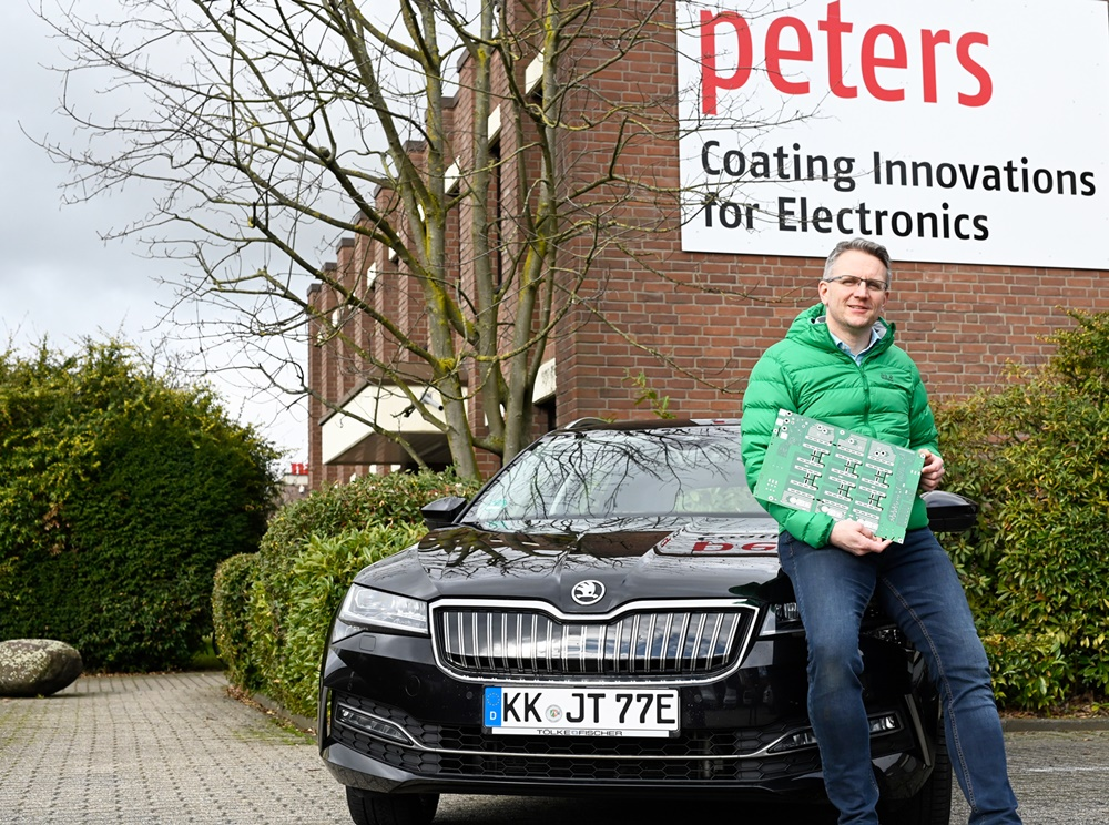 Test Result Confirms: Peters Products Reach Highest Level